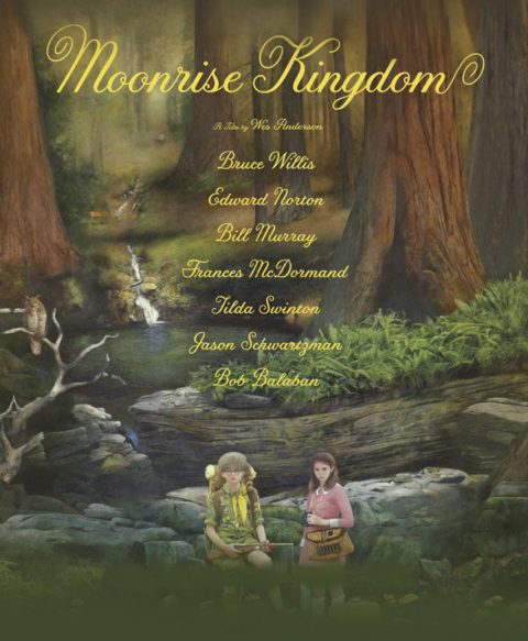 Helms Outdoor Cinema Screening Moonrise Kingdom