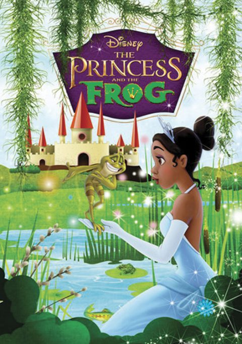 Helms Outdoor Cinema Screening The Princess and the Frog