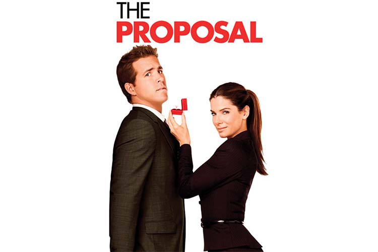 Helms Outdoor Cinema Screening The Proposal