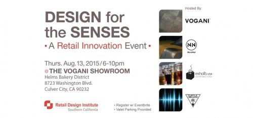 Design For The Senses: A Retail Innovation Event