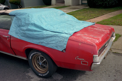 Clint Woodside's Undercover Cars