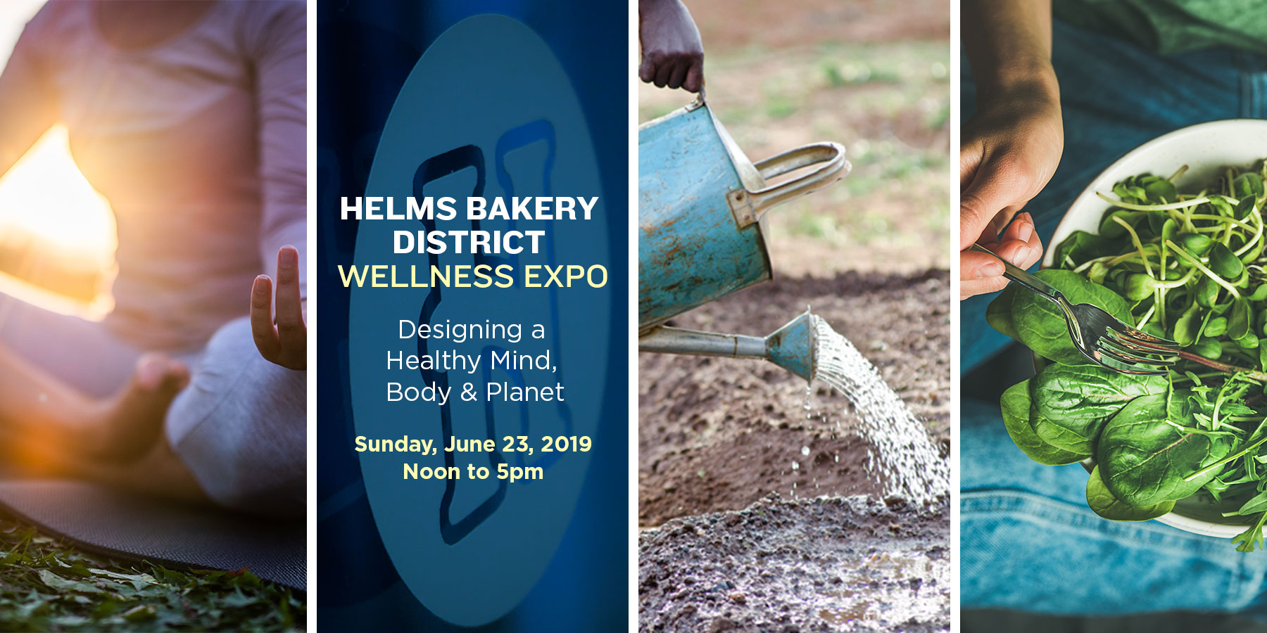 Wellness Expo 2019 | Helms Bakery District
